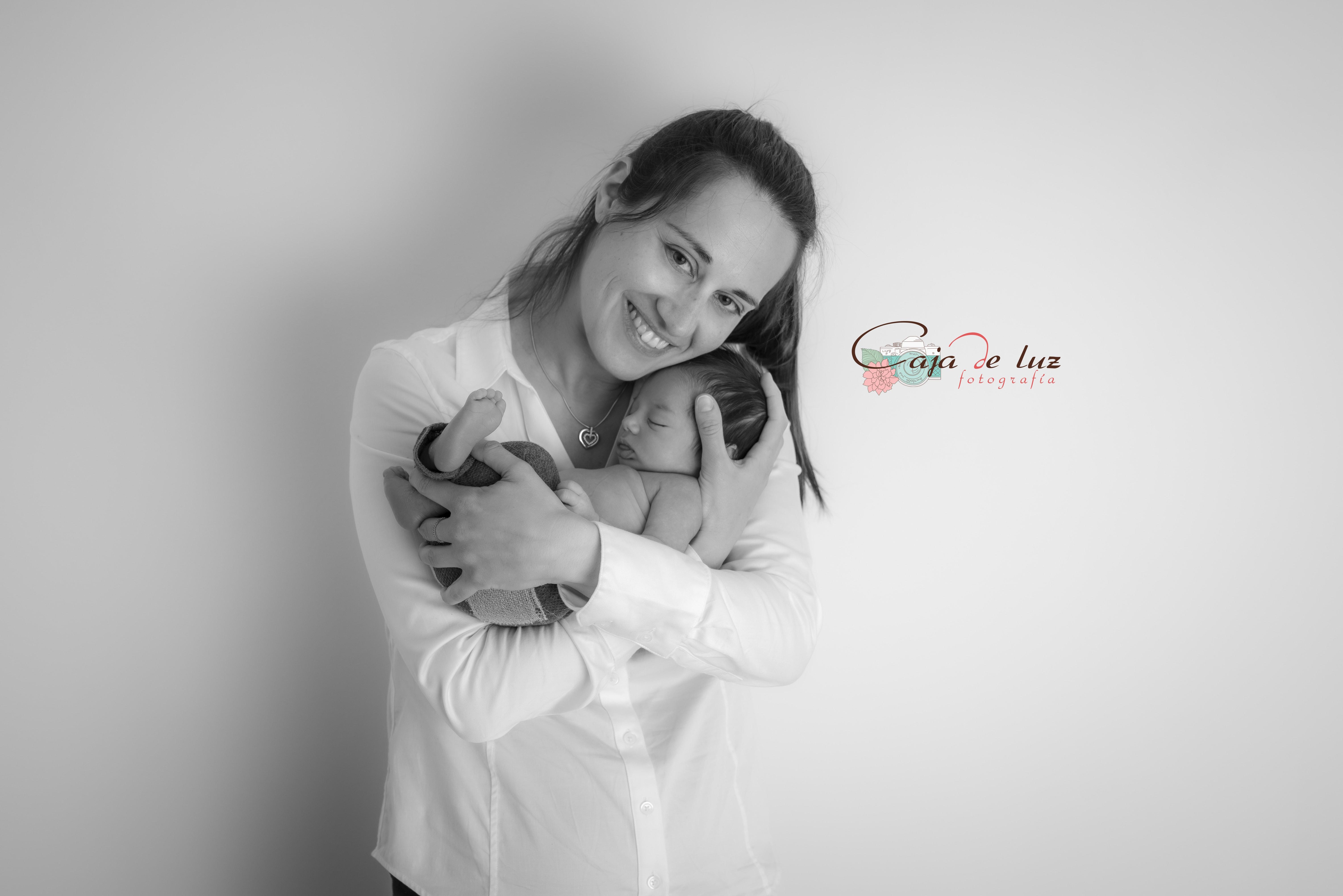 fotografia de bebes recien nacidos en a coruna