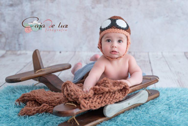 sesiones de bebe reportaje Coruna fotografo