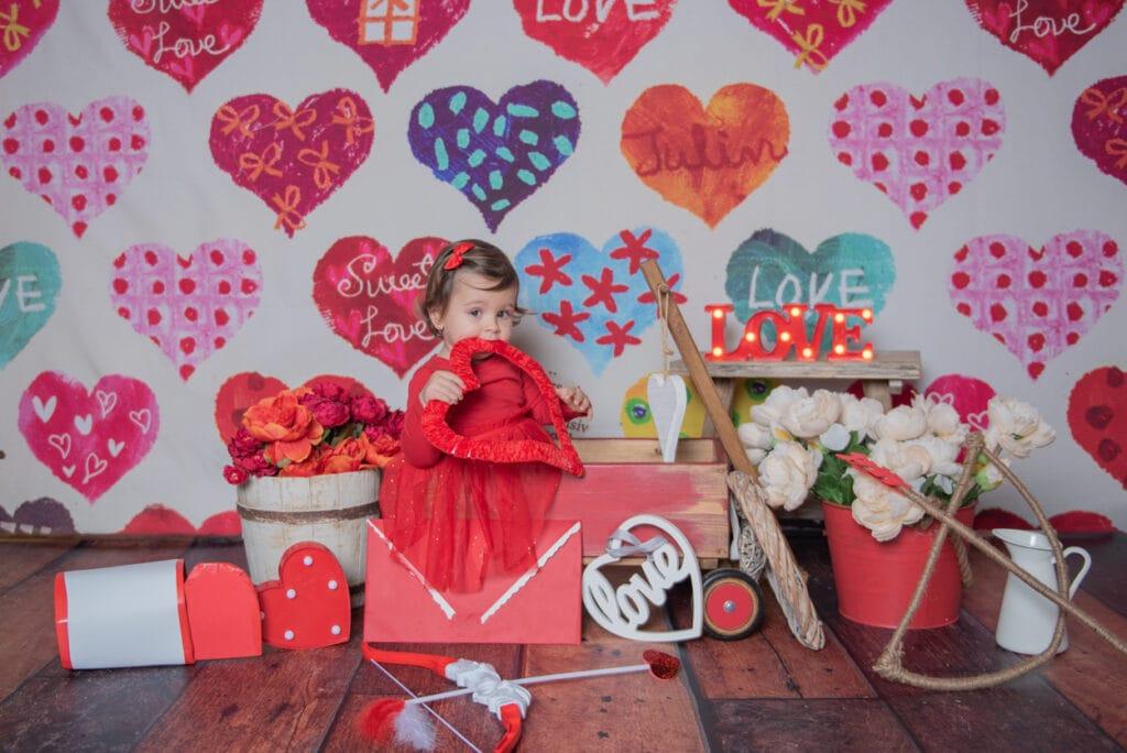 minis de san Valentin fotografia